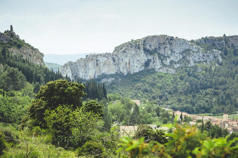 Les gorges de Tautavel - crédit Lionel Moogin - Agly Tourisme