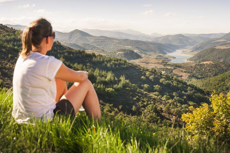 Vue panoramique - crédit Lionel Moogin - Agly Tourisme