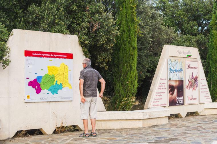 Agly Tourisme crédit Lionel Moogin panneaux
