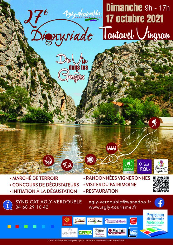 Dionysiade 2021 17 octobre Tautavel-Vingrau