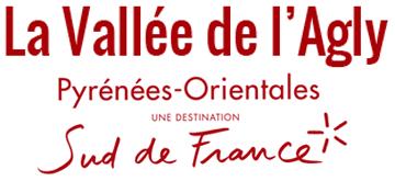 la vallée de l'Agly Pyrénées Orientales